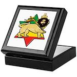 Zion Lion Keepsake Box