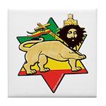 Zion Lion Tile Coaster
