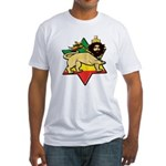 Zion Lion Fitted T-Shirt