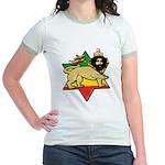 Zion Lion Jr. Ringer T-Shirt