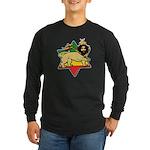 Zion Lion Long Sleeve Dark T-Shirt