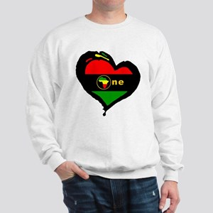 Afro Rasta Sweatshirt