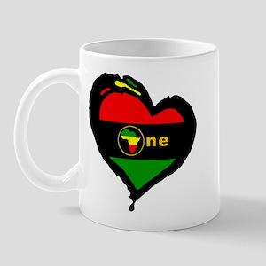 Afro Rasta Mug