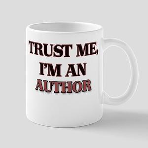 Trust Me, I'm an Author Mugs
