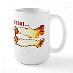 BigAssRobot Large Mug