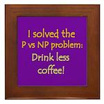 I solved P vs NP! Framed Tile