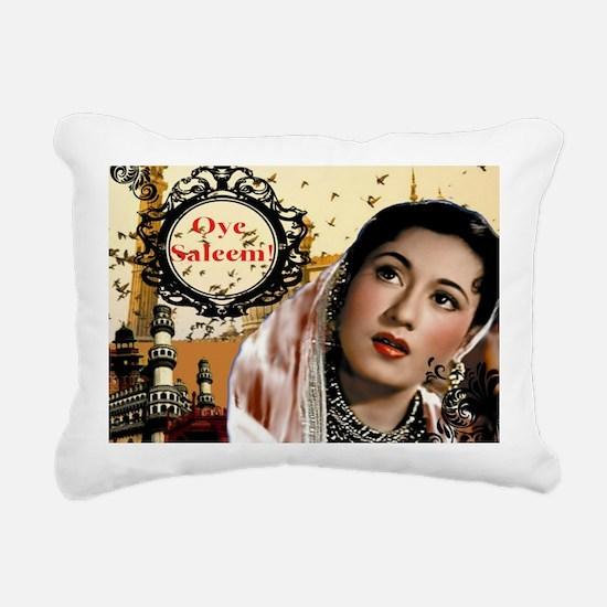 Bollywood Special Series Rectangular Canvas Pillow