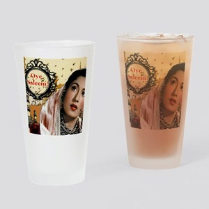 Bollywood Special Series Drinking Glass