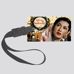 Bollywood Special Series Large Luggage Tag