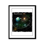 StarGate Framed Panel Print