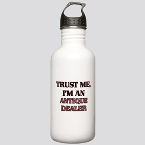 Trust Me, I'm an Antique Dealer Water Bottle