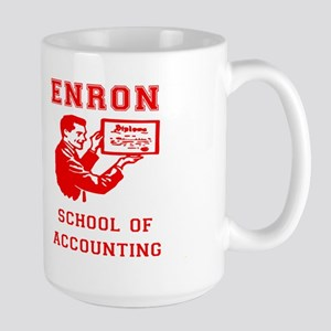 Enron School of Accounting Mugs