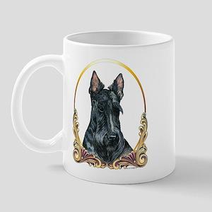 Scottish Terrier Christmas/Holiday Mug