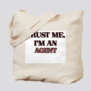 Trust Me, I'm an Agent Tote Bag