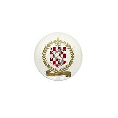 GARNEAU Family Crest Mini Button (100 pack)