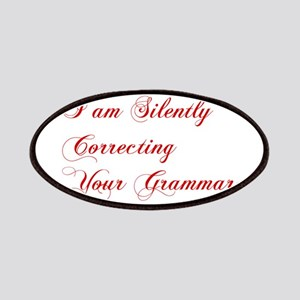 silently-correcting-grammar-cho-red Patches