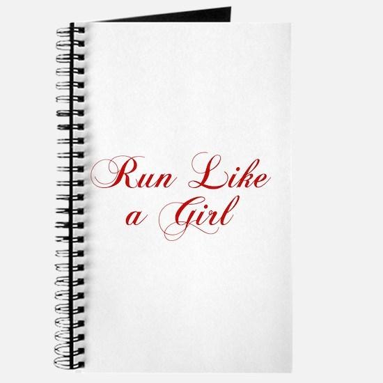run-like-a-girl-cho-red Journal