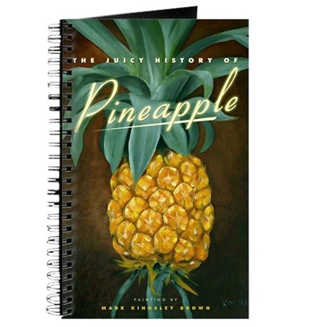 """History of Pineapple"" Journal"