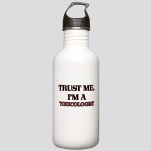 Trust Me, I'm a Toxicologist Water Bottle