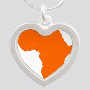 Continent of Africa Necklaces