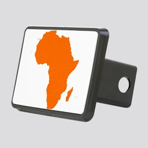 Continent of Africa Hitch Cover