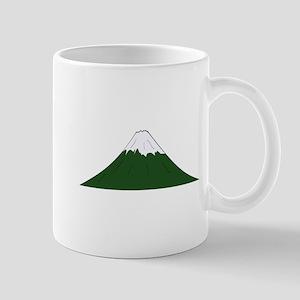 Dormant Volcano Mugs