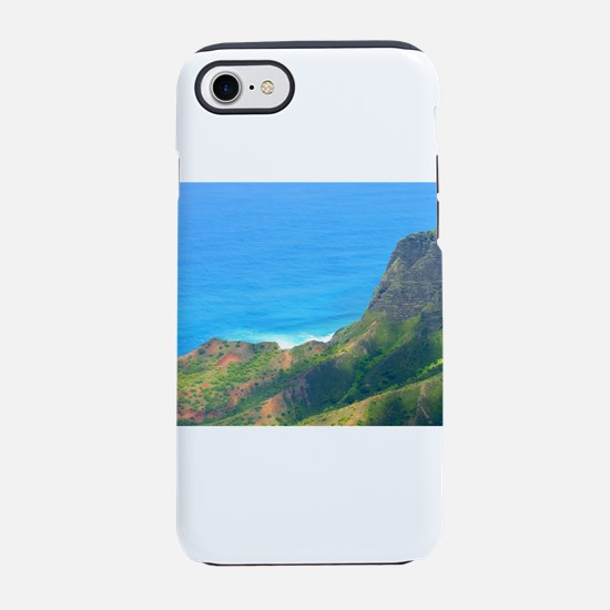 Looking Down iPhone 7 Tough Case