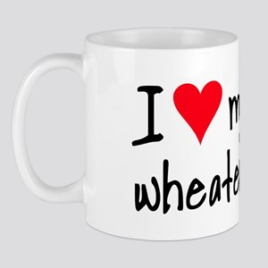 I LOVE MY Wheaten Mug