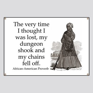This Time For Africa Banners Cafepress