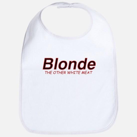 Blonde Other White Meat Bib