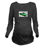 Instigator Long Sleeve Maternity T-Shirt