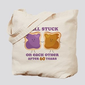 PBJ 60th Anniversary Tote Bag