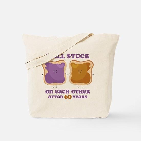 PBJ 60th Anniversary Tote Bag