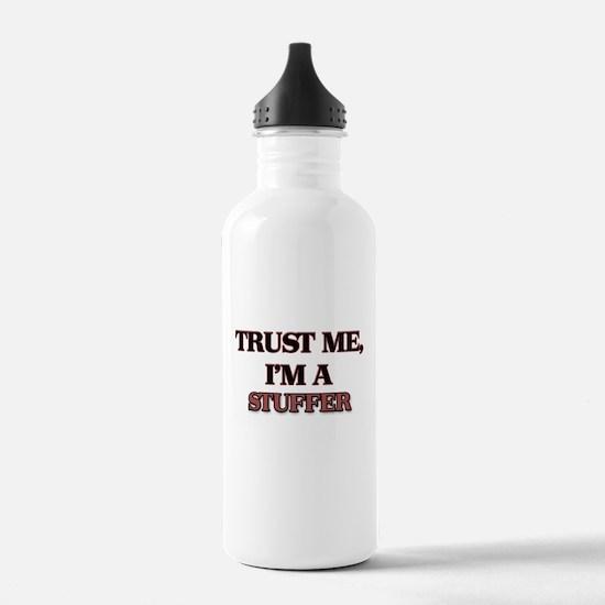 Trust Me, I'm a Stuffer Water Bottle