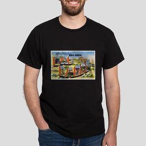 Badlands North Dakota (Front) Dark T-Shirt