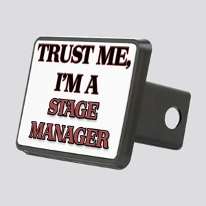 Trust Me, I'm a Stage Manager Hitch Cover