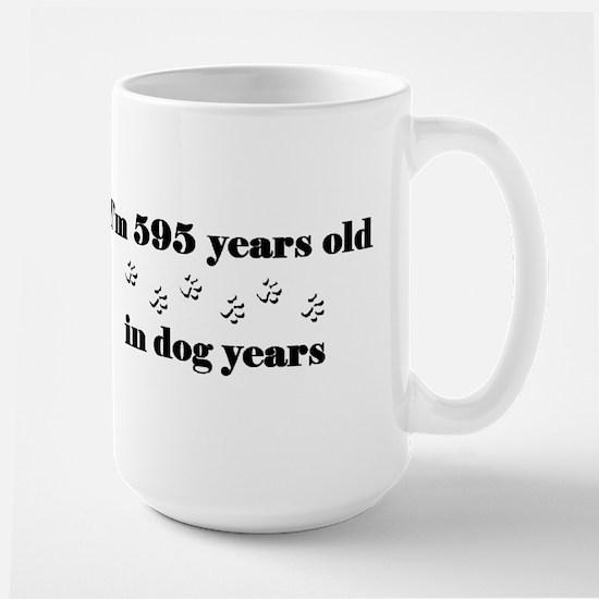 85 dog years 3-2 Mugs