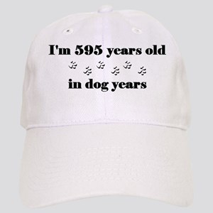 85 dog years 3-2 Baseball Cap