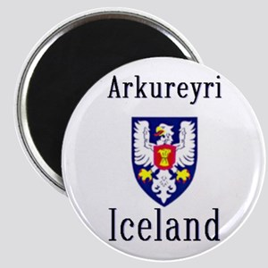 The Arkureyri Store Magnet
