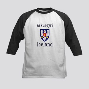 The Arkureyri Store Kids Baseball Jersey