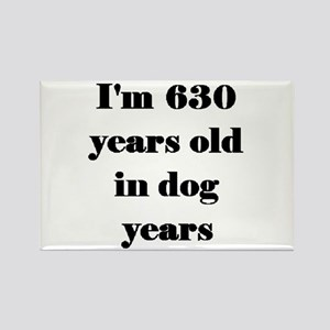 90 dog years 3-3 Magnets