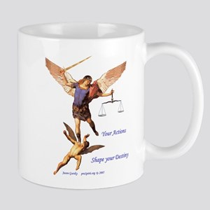 Archangel Michael - Right Handed - Mug