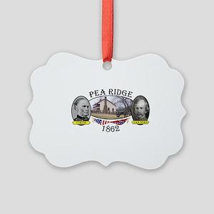 Pea Ridge Ornament