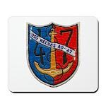 USS NECHES Mousepad