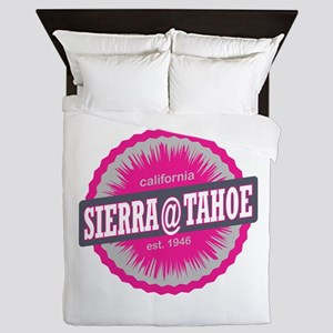 Sierra-at-Tahoe Ski Resort California Pink Queen D