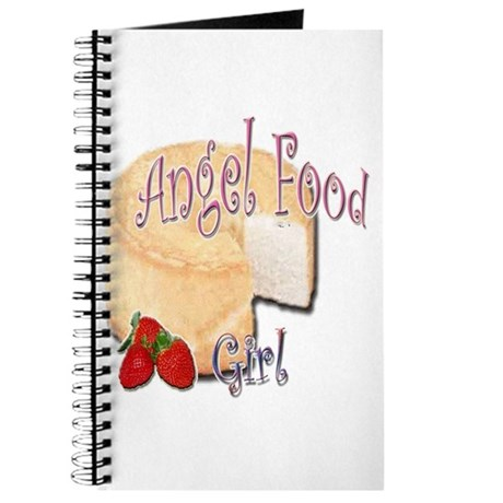 Angel Food Girl Journal