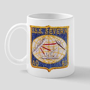 USS SEVERN Mug