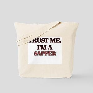 Trust Me, I'm a Sapper Tote Bag