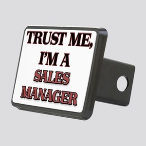 Trust Me, I'm a Sales Manager Hitch Cover