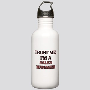 Trust Me, I'm a Sales Manager Water Bottle